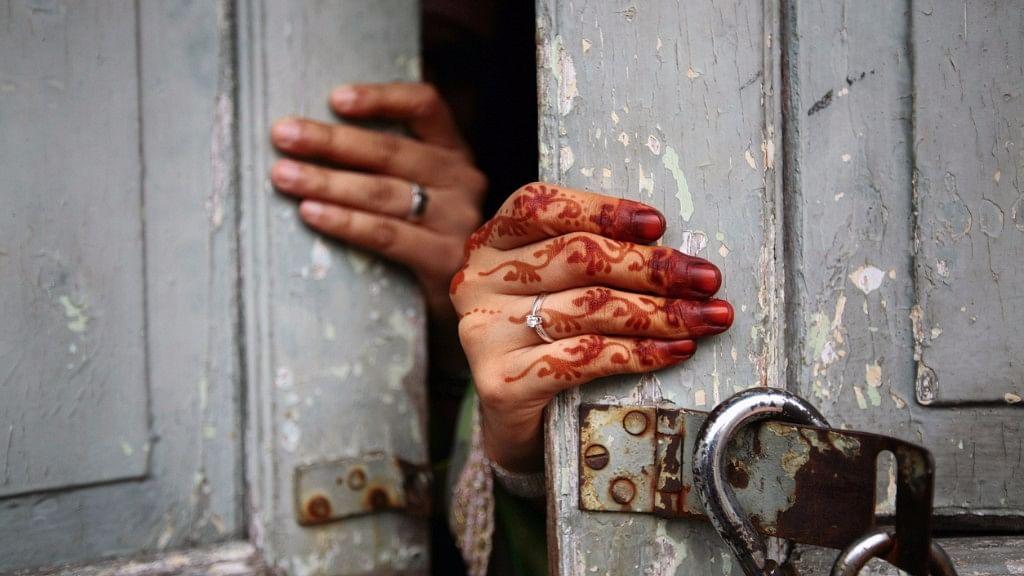 <p>Representational image for marital rape in India.&nbsp;</p>