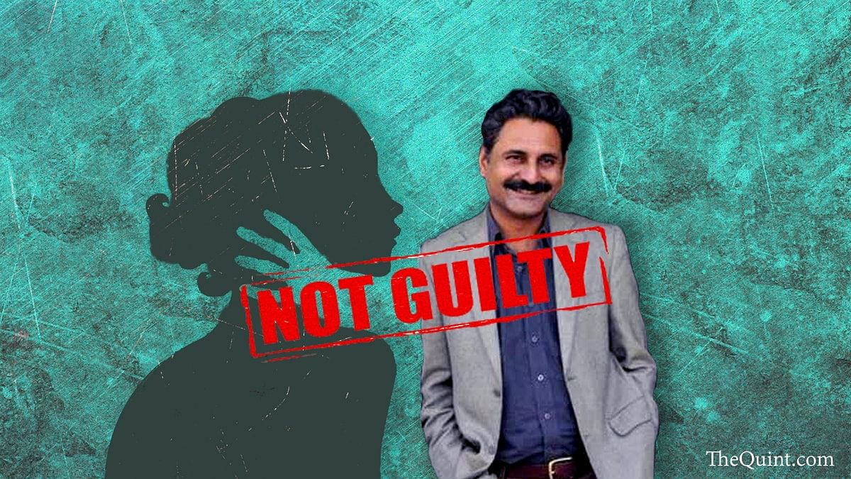 Farooqui was arrested in June 2015 after a US-based research scholar accused him of sexual assault in March 2015.