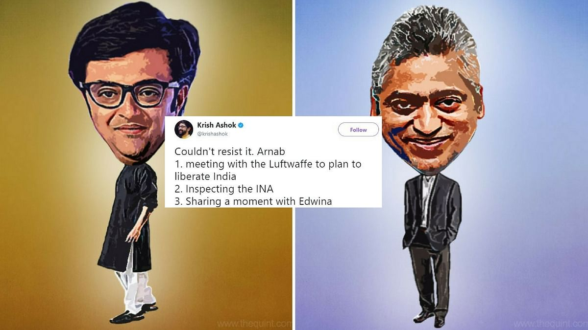 Did Arnab Goswami lie about his car being attacked during 2002 riots?