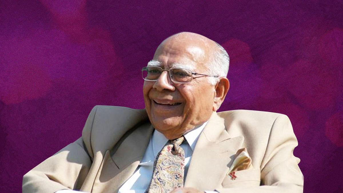 Senior SC Lawyer Ram Jethmalani Passes Away at the Age of 95