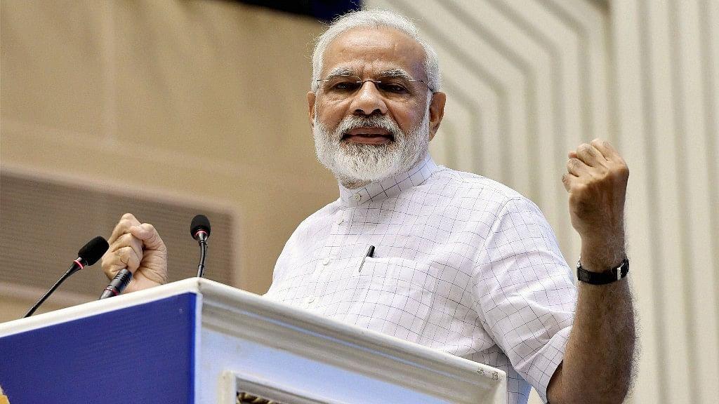 No Point Saying Vande Mataram if You Spill Garbage: PM Modi