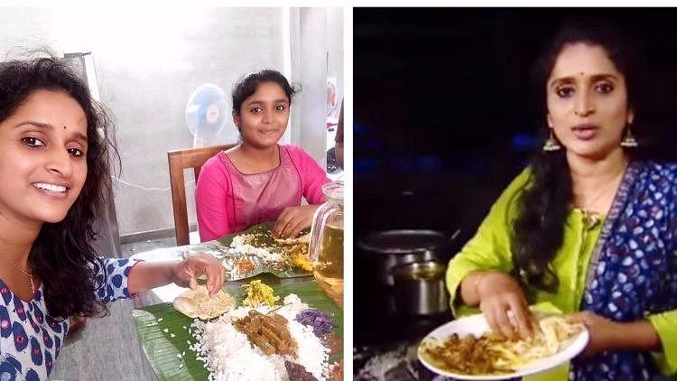 Malayalam Actor Surabhi Lakshmi Harassed for Eating Beef on TV