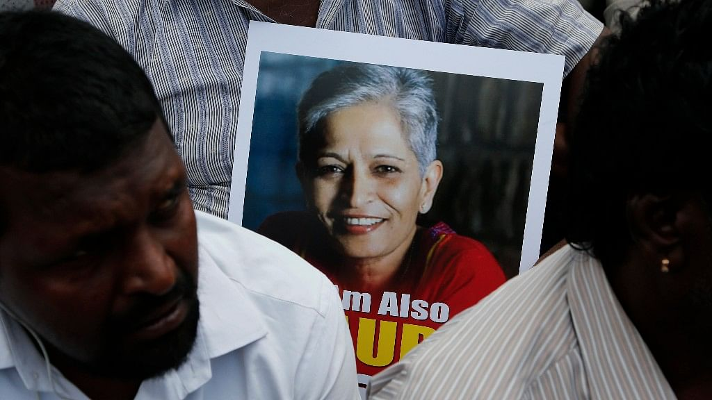 """The Sanatan Sanstha in a press note said that the arrest of its members in connection with Gauri Lankesh's murder was a """"conspiracy"""" to destroy devout Hindu organisations."""