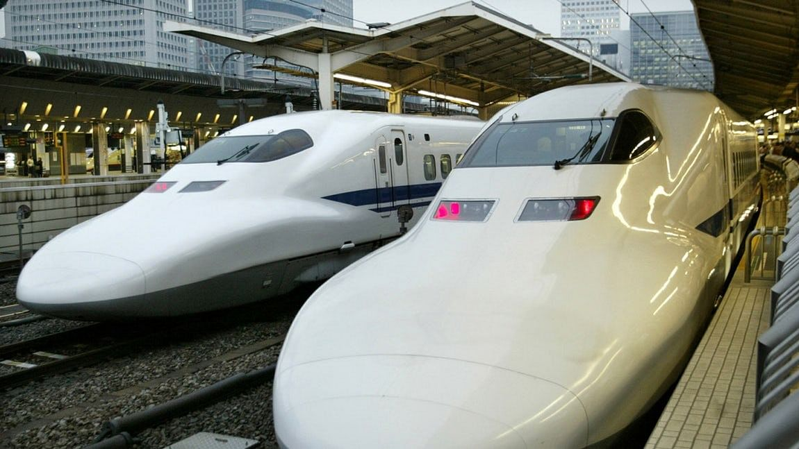 Currently 11 stations are proposed as part of the plan for bullet train from Mumbai to Ahmedabad. Photo used for representational purpose.