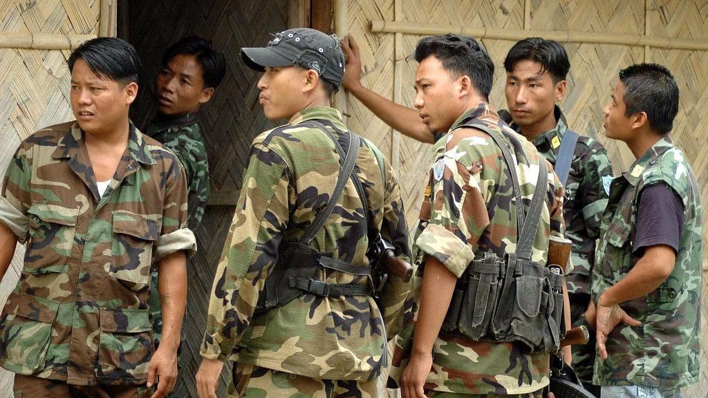 NSCN-K cadres. Image for representative purpose.