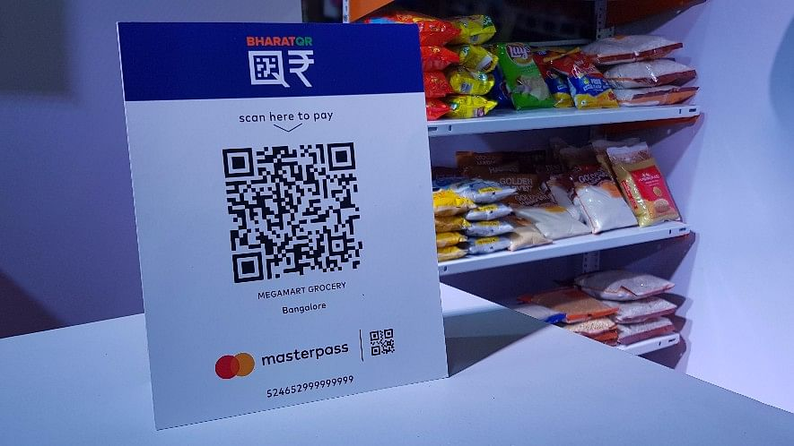 Bharat QR is one of the many digital payment options in India.