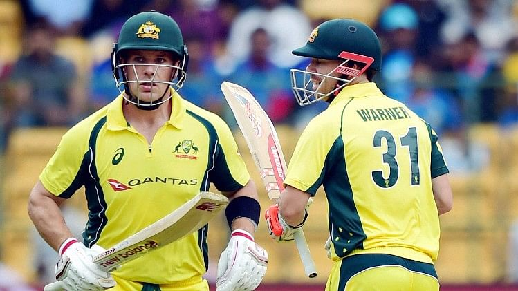 T20 World Cup: Aaron Finch Backs David Warner to Come Good for Australia