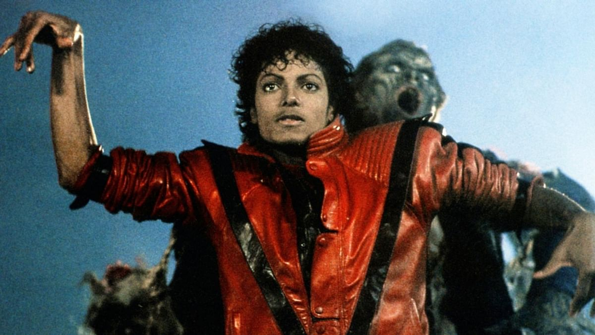 Michael Jackson's hit video <i>Thriller</i> is now out in 3-D.