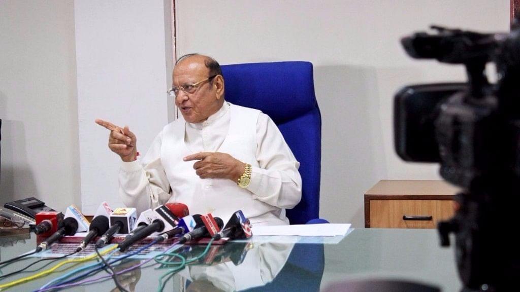 Vaghela Pitches Third 'Front' for Non-BJP, Non-Congress Candidates