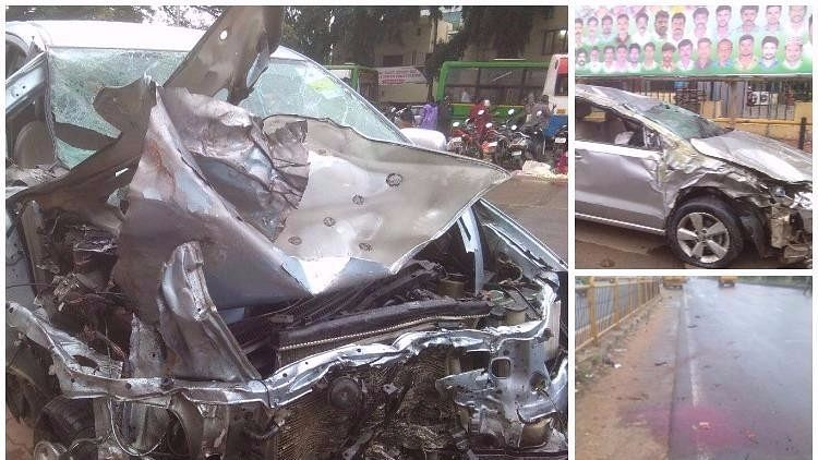 Parents Booked After Bengaluru Teen Driver Dies in Car Crash