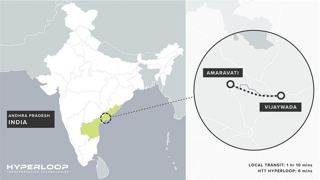 Startup Street: Hyperloop Comes to Andhra Pradesh & More
