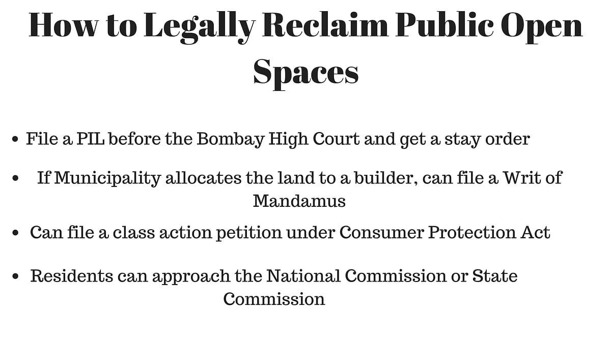 Legal recommendations by Advocate Uday Wavikar, Vice President, Consumer Court Bar Association.