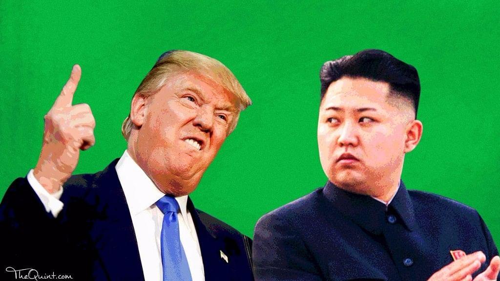 "President Donald Trump sent North Korean leader Kim Jong Un an ""excellent"" letter."