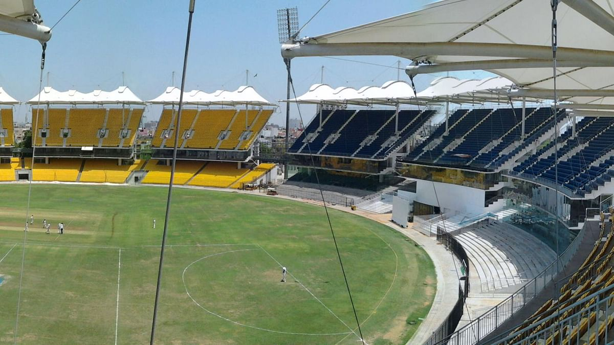 Tickets for ODI sold out in hours.