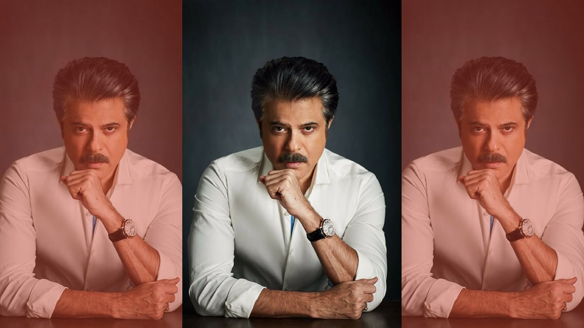 Anil Kapoor's look in the upcoming film <i>Fanney Khan.</i>