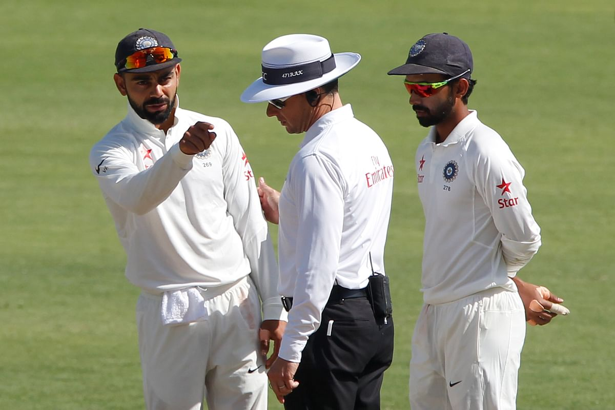 Players-umpire conversations on the field are expected to get a lot more civil, once the new rules come into effect.