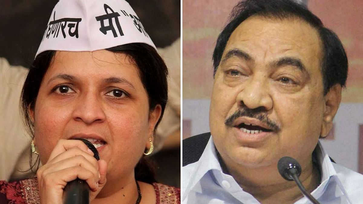 Anjali Damania Claims She Got Calls From Pak to Drop Khadse Case