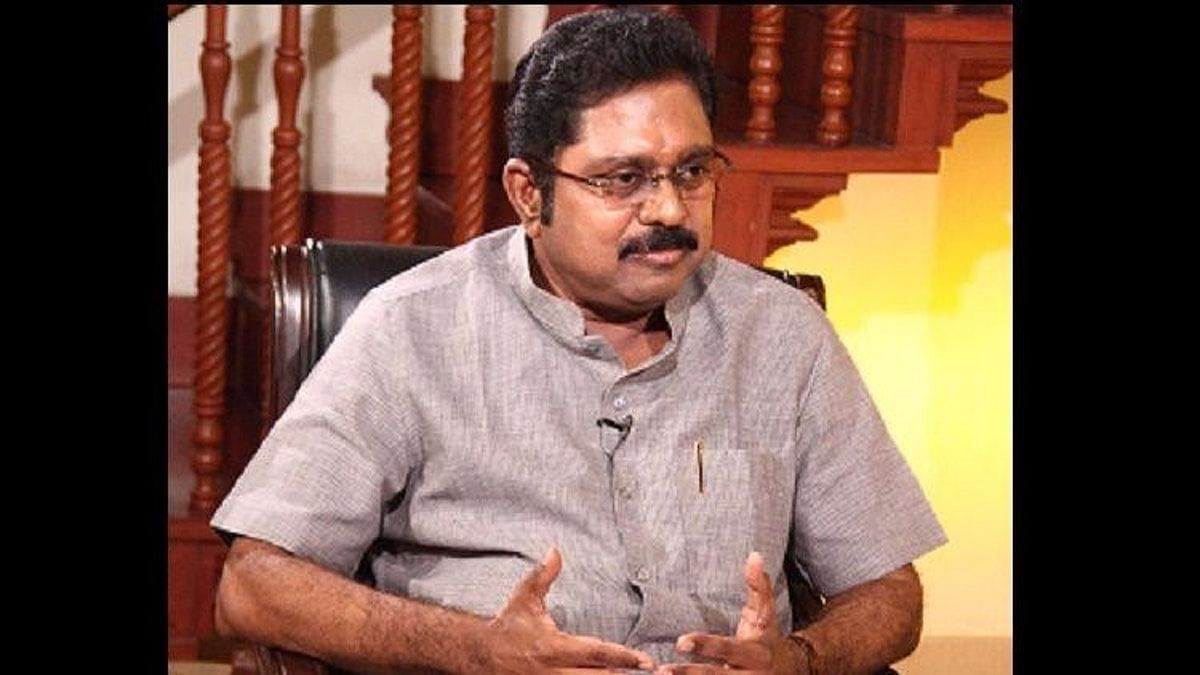 Order for Common Symbol, Not Recognising TTV Dhinakaran Party: SC