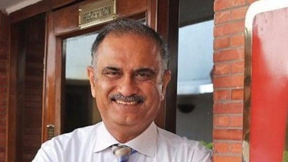 Vikram Bakshi, MD of Connaught Plaza Restaurant Ltd.