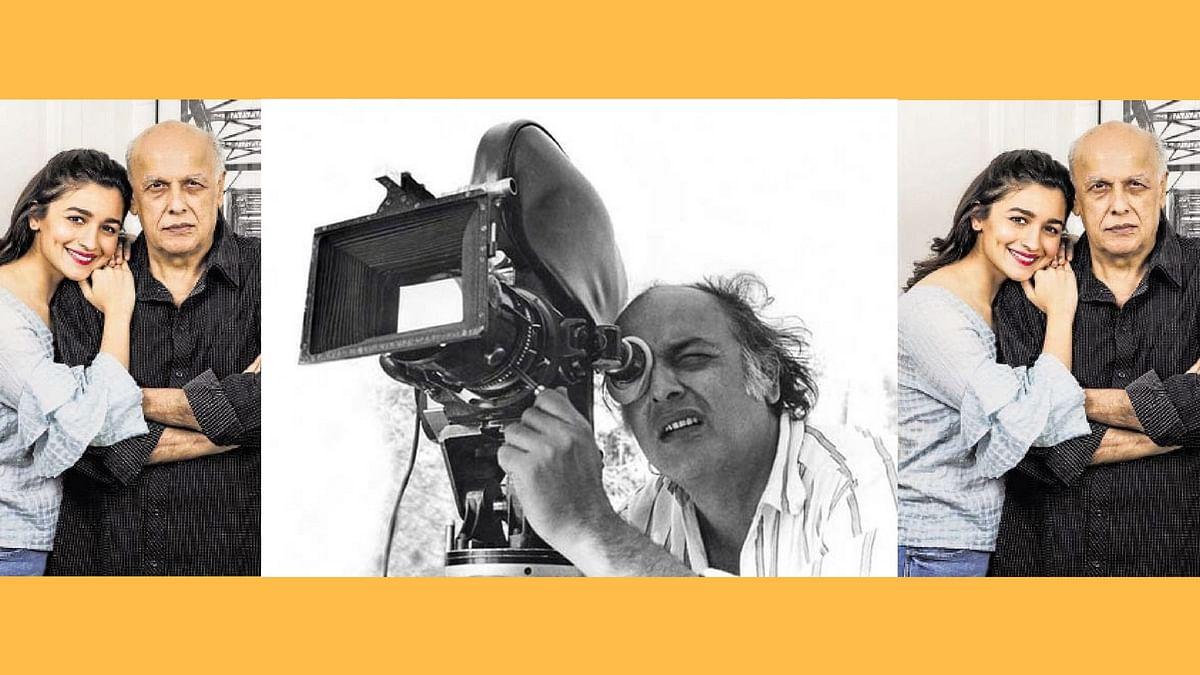 Mahesh Bhatt the prolific filmmaker is cool about being identified as Alia Bhatt's dad.