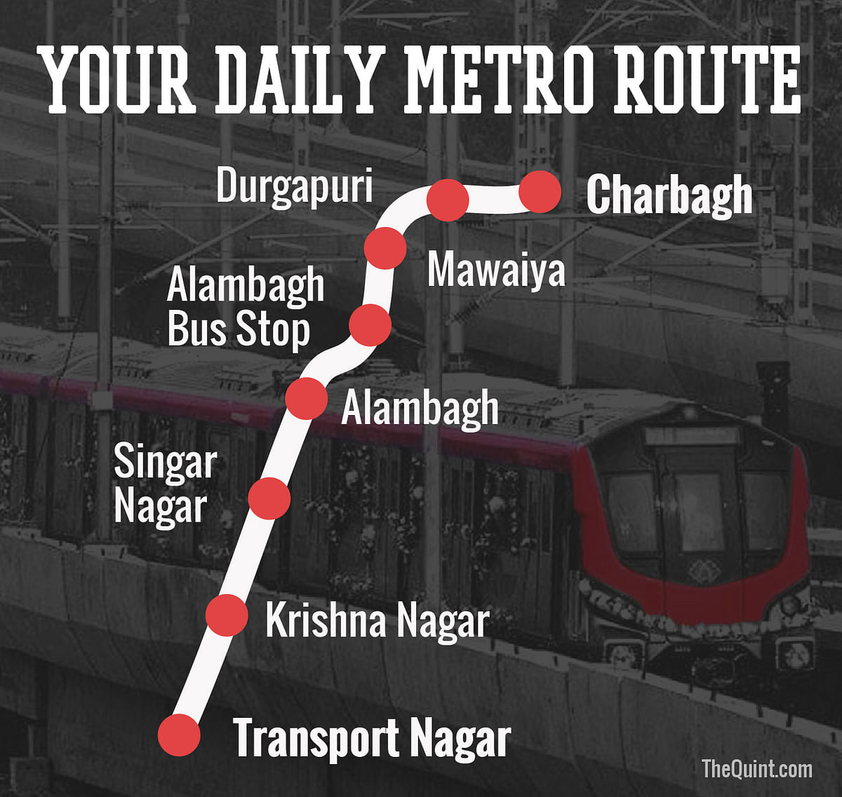 All Set to Board the Lucknow Metro? Here's What You Should Know