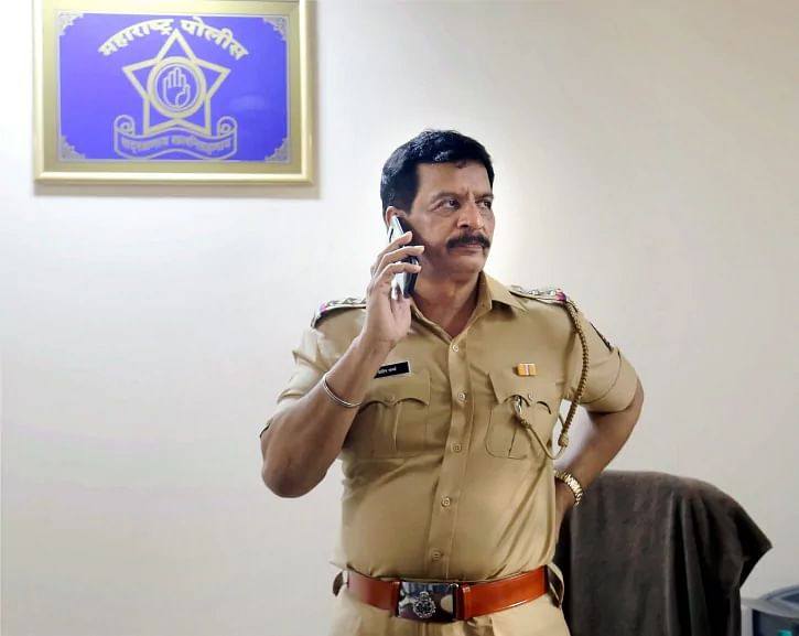 Sharma first gained a name at the Mahim Police Station before being promoted to the Special Branch.