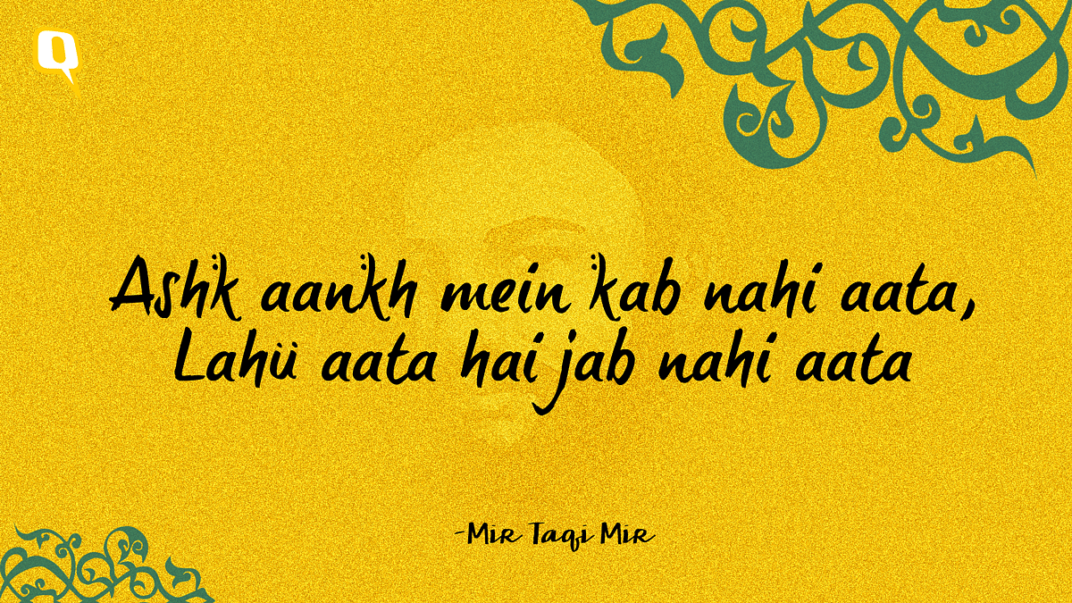 Miracle of 'Mir': The Poet's Alternative to Sexist Bollywood Songs