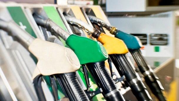 A representational image of petrol and diesel.