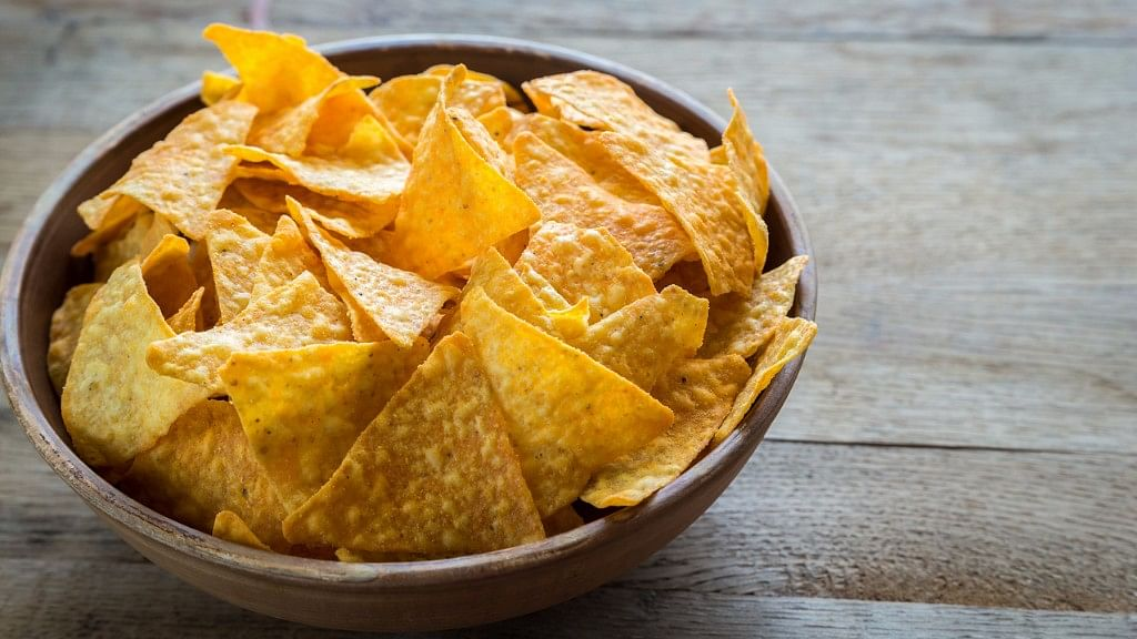 Tortilla chips, in moderation, are healthy snacking options.