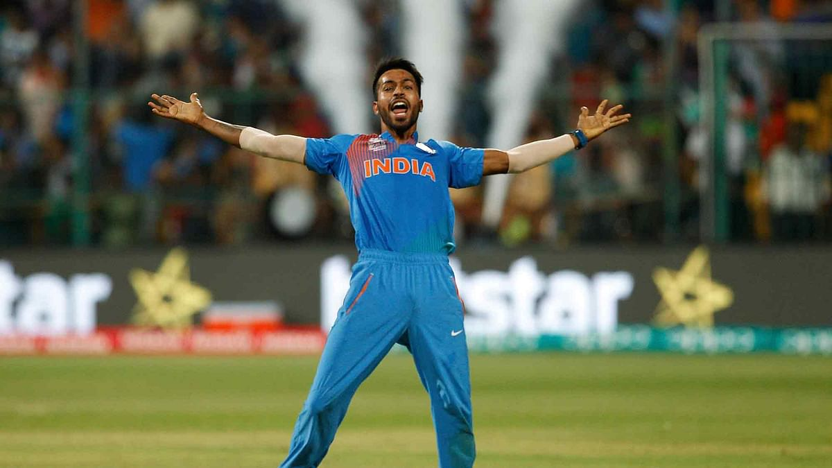 Rahul Dravid is All Praise for Hardik Pandya