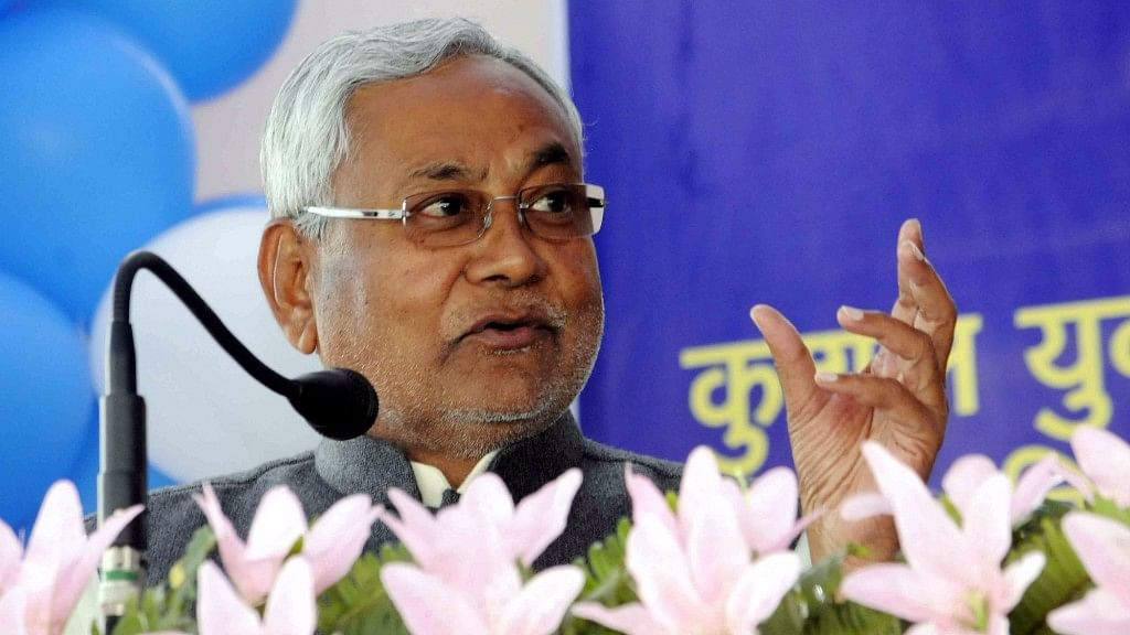 'BJP Knows Nitish's Weakness, Making Him Dance to Its Tunes:' Cong