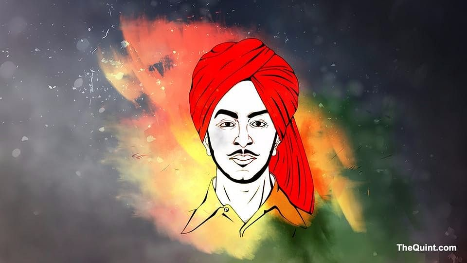 A Pakistani lawyer is fighting to prove the legendary Indian freedom fighter Bhagat Singh's innocence in a Lahore court.