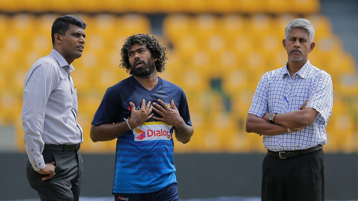 Under-Pressure Malinga Blames Himself for T20 Drubbing in India