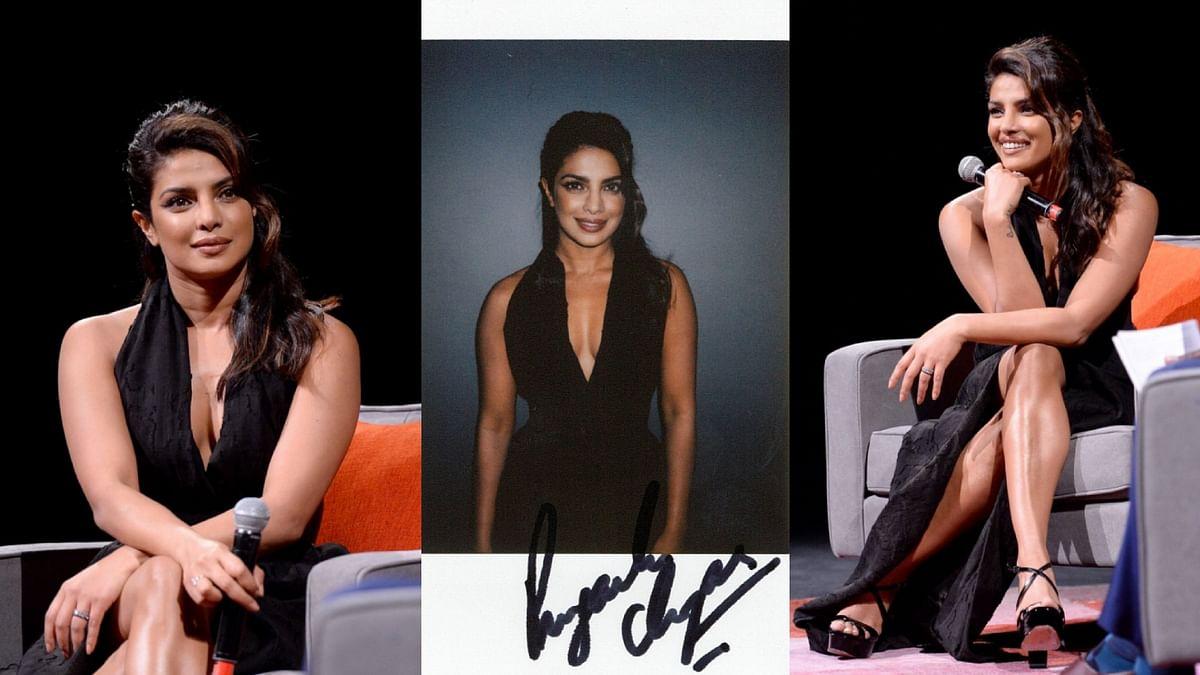 Priyanka Chopra at TIFF.