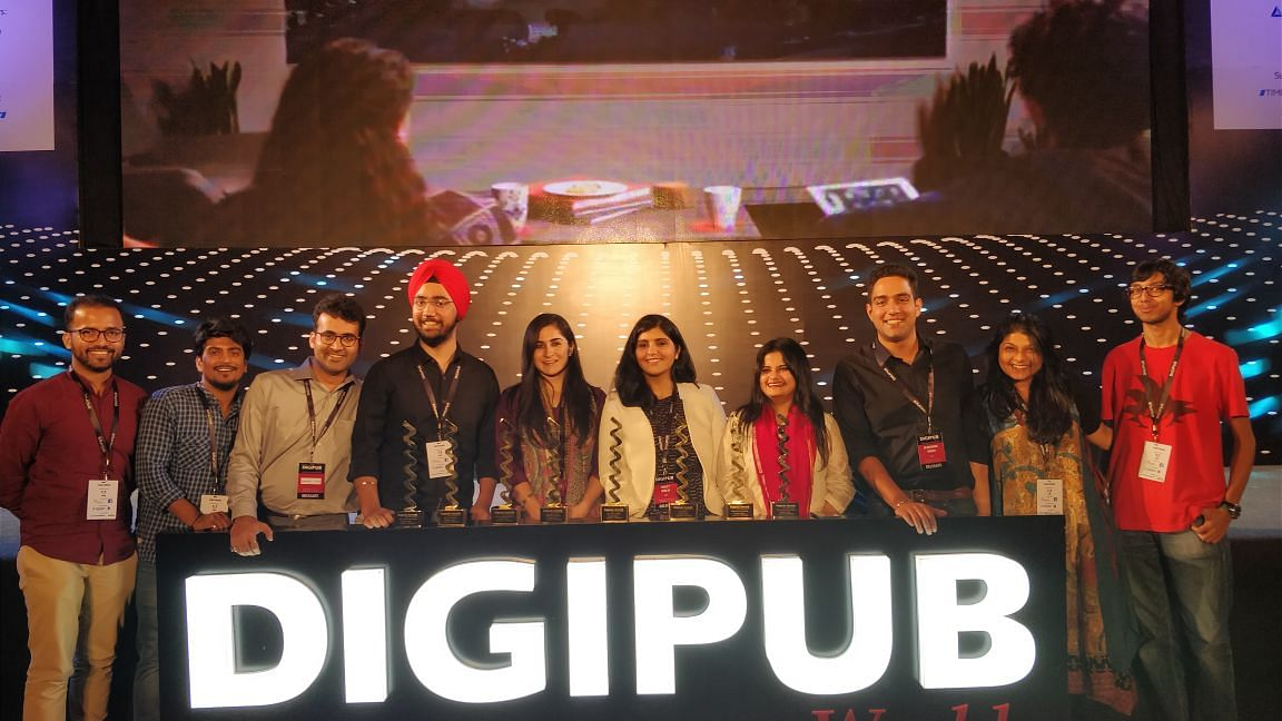 The Quint Bags Gold For Best Website and More At Digipub Awards