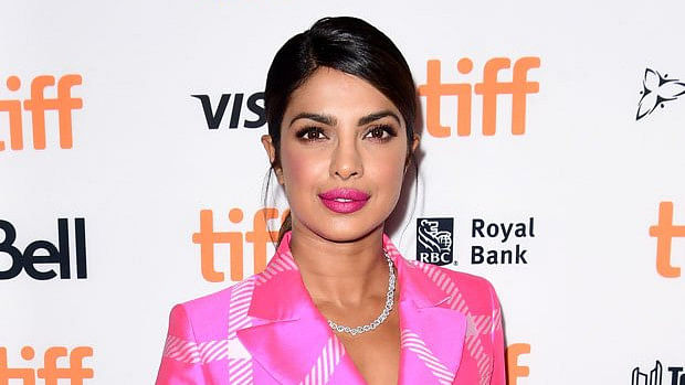 Priyanka Chopra at Toronto International Film Festival.
