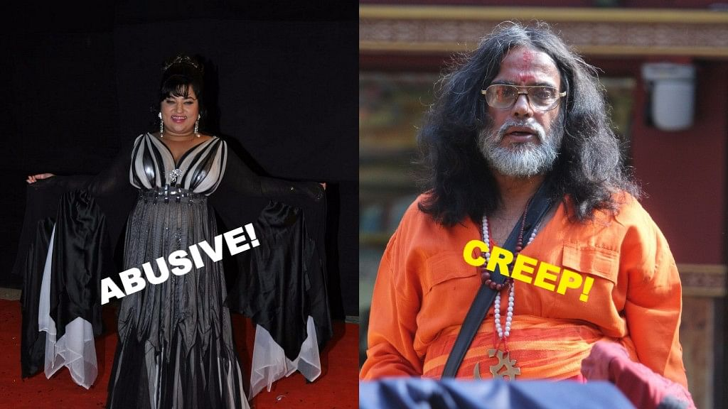 Can we have Dolly Bindra and Om Swami together in the house?