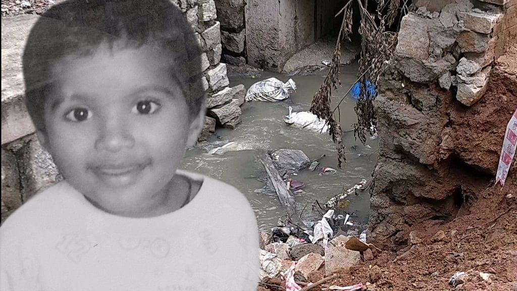 Since 2009, at least 7 children have been washed away in the storm water drains.
