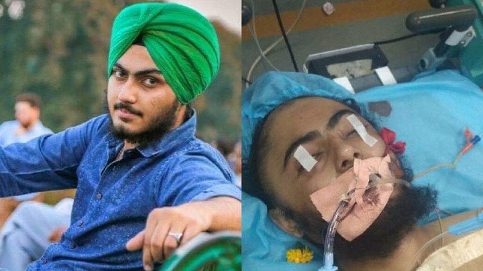 The deceased Gurpreet Singh.