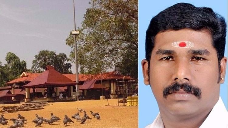 Sudhikumar was reappointed as Chettikulangara Devi temple's priest.