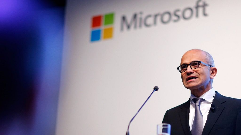 Microsoft CEO Satya Nadella will be here in India to promote his book.