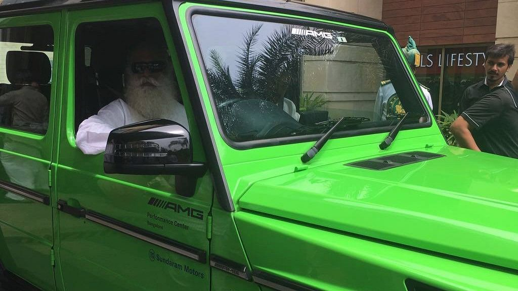 How Much Air Pollution Is Sadhguru's Rally For Rivers Causing?