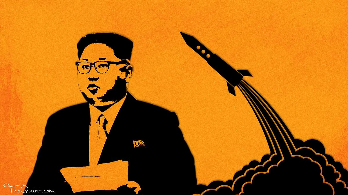 The foreign minister of North Korea is well aware of the intentions of their Supreme Leader.
