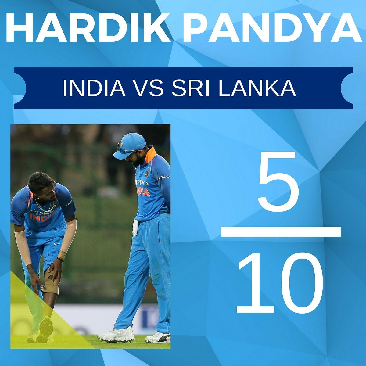 Report Card: How Team India Fared in ODI Series Against Sri Lanka