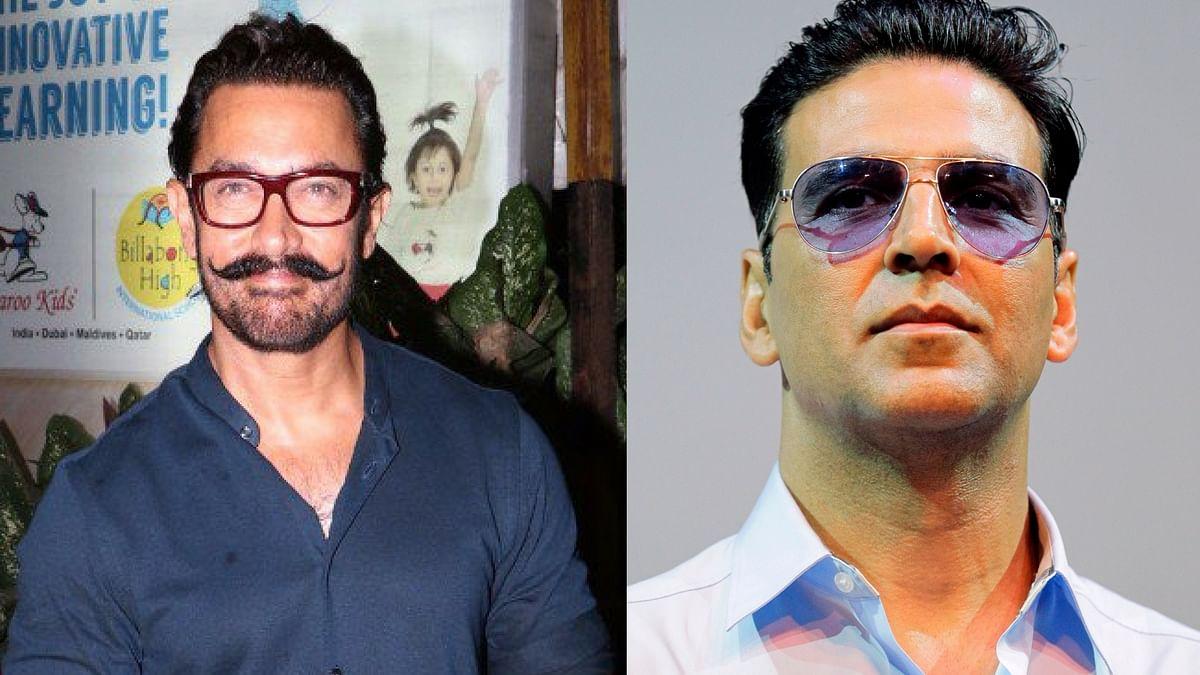 Aamir Khan; Akshay Kumar