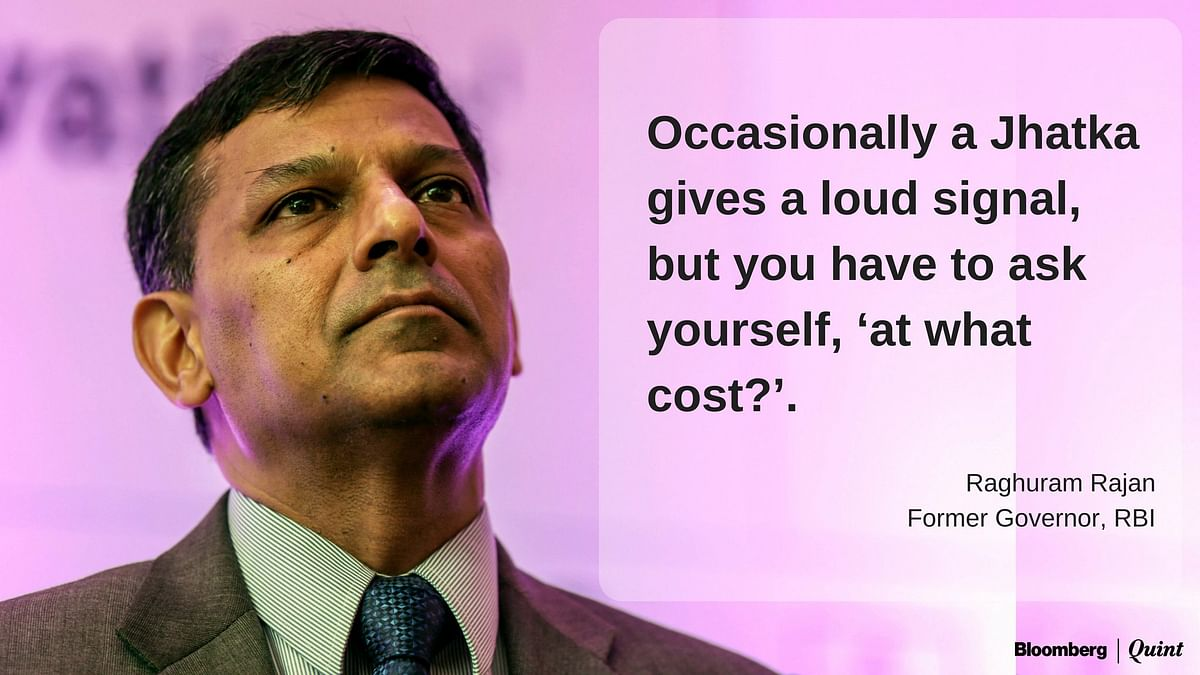 Watch: Ex-RBI Governor Raghuram Rajan on His New Book and More