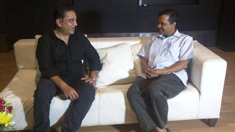 Arvind Kejriwal to Attend Kamal Haasan's Party Unveiling