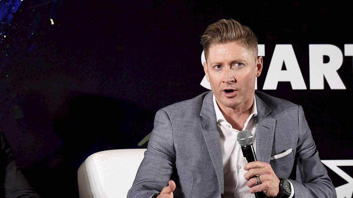 "Michael Clarke has said Australians were ""scared"" of sledging India captain Virat Kohli in order to protect their IPL deals."