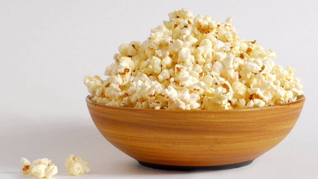 Popcorn is your best friend for all your mid-day hunger pangs.