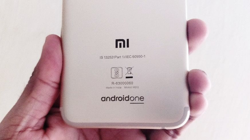 Android One is back and this time, it's with Xiaomi.